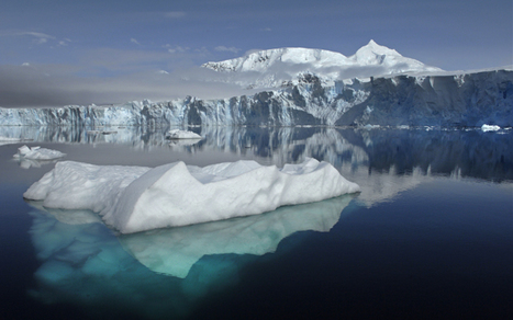 Antarctic sea ice is increasing  - Telegraph   Climate Chaos News   Scoop.it
