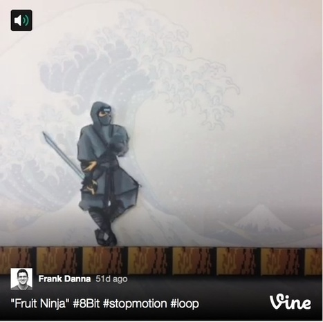 Expert Advice: How to Make Stop Motion Vines (And Maybe Even Make Money) | MulderComicReport | Scoop.it