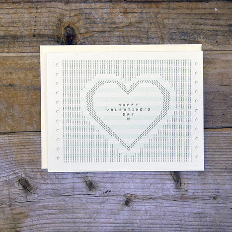 ASCII Art Heart Valentine | ASCII Art | Scoop.it