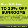 Sunrooms contractor in Baltimore