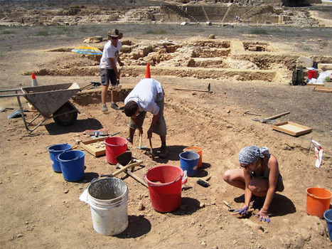 Ancient surgeon's room discovered in Nea Paphos | Archaeology & Archaeological News | Scoop.it