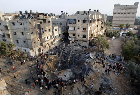 Israel - Gaza conflict | IB&A Level Geography | Scoop.it