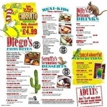 UK: Chiquito erweckt Kinderkarte zum Leben - www.food-service-europe.com | Augmented Reality und Spiele | Scoop.it