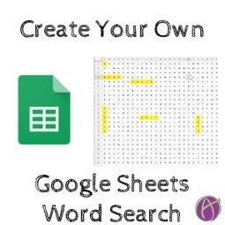 Make Your Own Word Search in Google Sheets vi