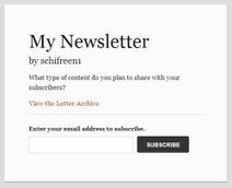 Publish and Manage Online Newsletters For Friends And Family | E-Learning Toolkit | Scoop.it