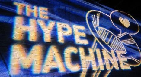 Hype Machine : quelle musique est populaire sur le net ? | Musique Digitale & Streaming Musical | Scoop.it