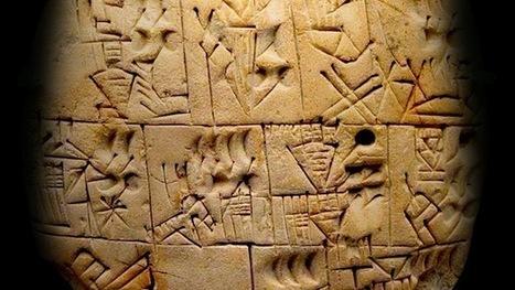 Así hablábamos hace 6.000 años - Arqueología, Historia Antigua y ...   historian: science and earth   Scoop.it