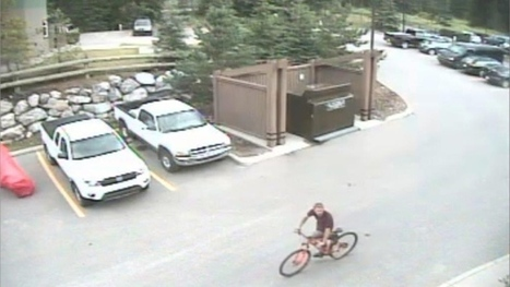 Photo taken from surveillance video released as police investigate alleged ... - CBC.ca | Anonymous Canada News | Scoop.it