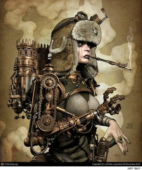 steampunk   VIM   Scoop.it