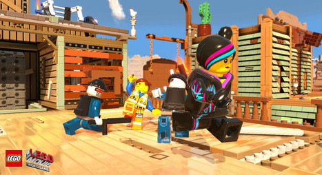 The Lego Movie Videogame | Gamers Retail - Gamers.vg | TdA Marketing | Scoop.it