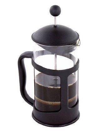 Bodum TEA FOR ONE en verre avec infuseur 0.35 l Noir