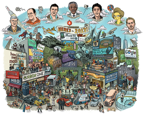 Tastefully Offensive on Tumblr, 2013: The Year in Pop Culture byMario... | AP Human Geography | Scoop.it