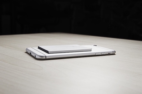 PIECE, un objet connecté pour avoir 2 cartes SIM sur votre iPhone ! | Apple, IMac and other Iproducts | Scoop.it