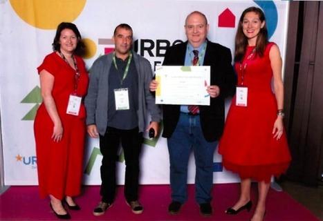"""Premi europeu per a Terrassa pel projecte """"El perfil de la ciutat"""""""