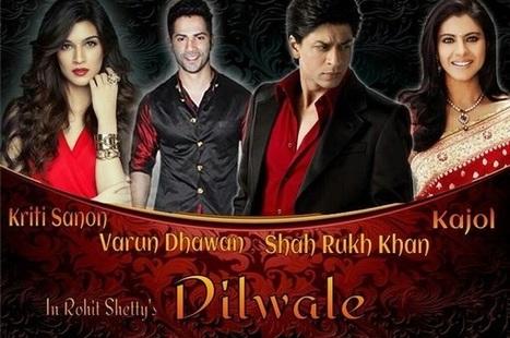 Songs Of Hindi Movie Dilwale 2015