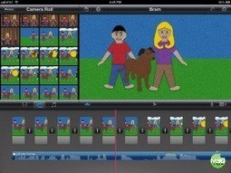 Introducing Stop Motion to Young Kids with Felt Board App | iPads, Apps and Websites for Education | Scoop.it