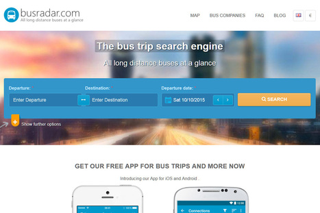 """The intercity bus search engine » Compare bus fares of all bus lines   """"World Travel"""" info 世界旅行の情報   Scoop.it"""