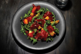 10 minute meals - speedy salad | Men's Fitness UK | The Friends & Food Circle | Scoop.it