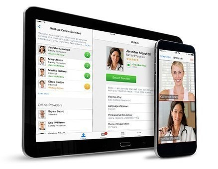 Amwell nombrada la app de telesalud más descargada | HIT Consultant | Las Aplicaciones de Salud | Scoop.it