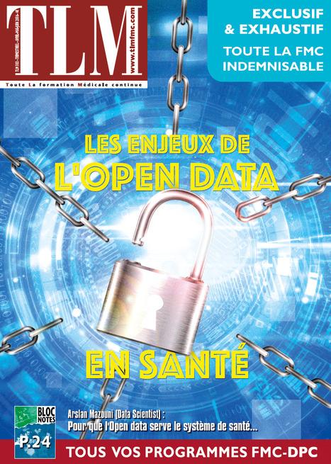 Dominique Noel, coordinatrice du TLM n°103 (avril à juin 2016) : les enjeux de l'open data en santé. | Télémedecine en pratique | Scoop.it
