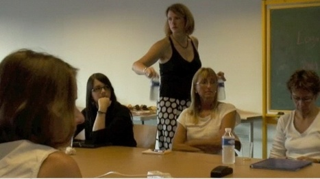 iTILT: France Pilot Focus Group | IWBs & Language Teaching | Scoop.it