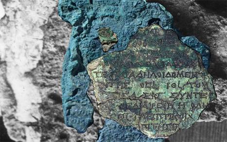 Une autre fouille sous-marine à Anticythère - Archeow   Quoi de neuf sur le Web en Histoire Géographie ?   Monde antique   Scoop.it