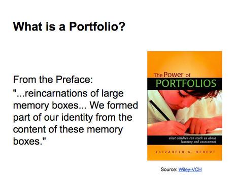 Google Sites and Digital Portfolios   AprendiTIC   Scoop.it