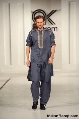 ce5c98b142a Al Karam Fashion Show for Kurta Pyjamas in Lahore Fashion for Men 2012