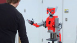 Researchers Plan to Make a Robot With Touchy-Feely Skin | Robots and Robotics | Scoop.it