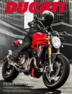 New Issue - Ducati Redline Magazine | Ductalk Ducati News | Scoop.it