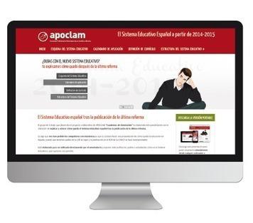 El Sistema Educativo Español a partir de 2014-2015 :: APOCLAM | Orientación psicopedagogica | Scoop.it