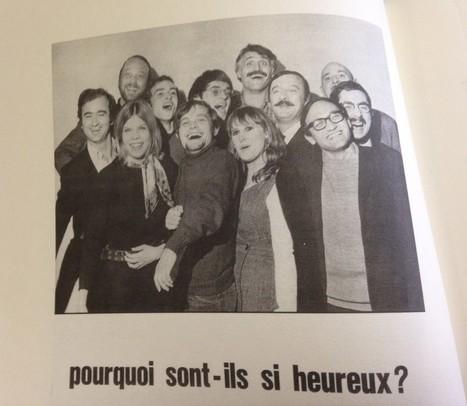 """Charlie Hebdo"", quarante-quatre ans de rigolade | Infos Histoire | Scoop.it"