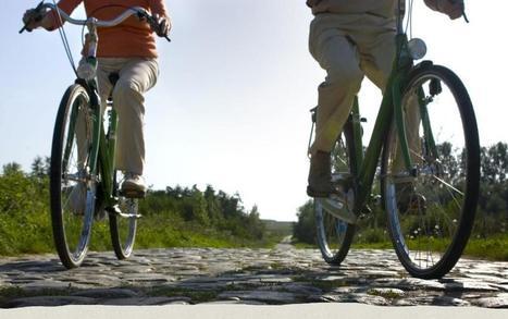 Un dépannage sur route pour les cyclistes belges | RoBot cyclotourisme | Scoop.it