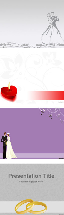 wedding powerpoint themes in powerpoint presentation library scoop it