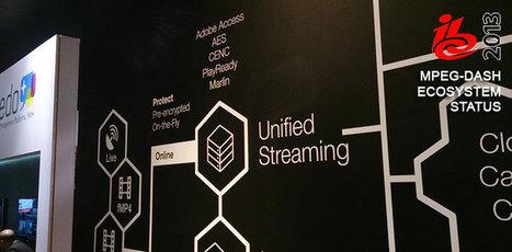 MPEG-DASH Ecosystem Status | Video Breakthroughs | Scoop.it