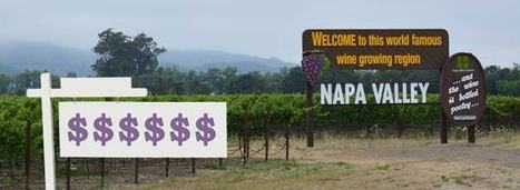 Scarcity Sends #California Vineyard Prices Soaring | Communication Vin | Scoop.it