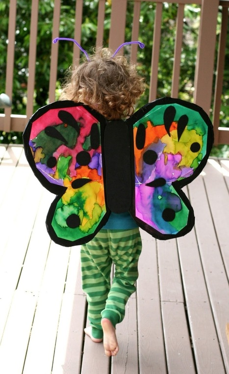 Butterflies all around the classroom | Teach Preschool | Teach Preschool | Scoop.it