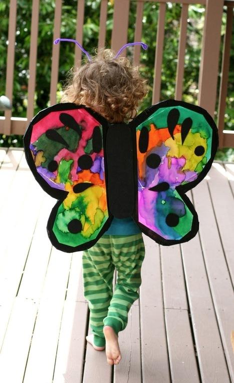 Butterflies all around the classroom | Teach Preschool | Teach Preschool | Scoop.it
