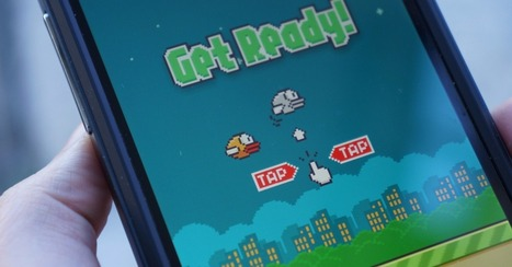 28 Days of Fame: The Strange, True Story of 'Flappy Bird' | Soy un Androide | Scoop.it