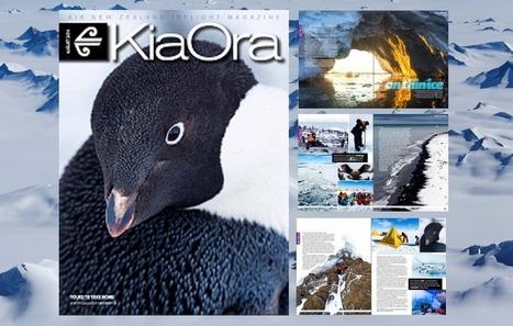 Scott Base and The NZ Antarctic Programme | Antarctica New Zealand | Antarctica | Scoop.it