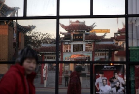 Chinatowns in Decline in Move to Suburbs | Geography Education | Scoop.it
