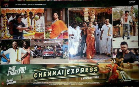 Chennai Express 720p movie download utorrent
