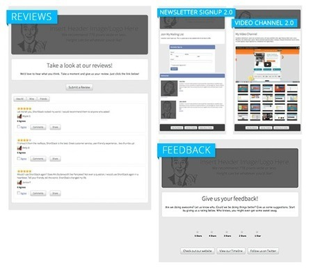 Build an app with our new templates | Social Media, the 21st Century Digital Tool Kit | Scoop.it