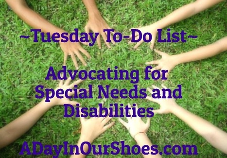 {Tuesday To-Do List} action items for week of April 23 | The World of Educational Advocacy | Scoop.it