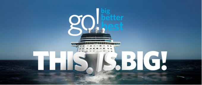 GO BIG 'Summer Savings' promotion from Celebrity Cruises and PIED PIPER! (for cruises through 2019!)
