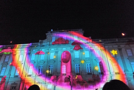 SENKEN SHIMBUN (Japon): L'histoire du cinéma, de la soie et de la Fête des Lumières de Lyon シネマもシルクもシェフもリヨン!?   ONLYLYON Tourisme   Scoop.it