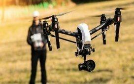 Les drones BTP à...