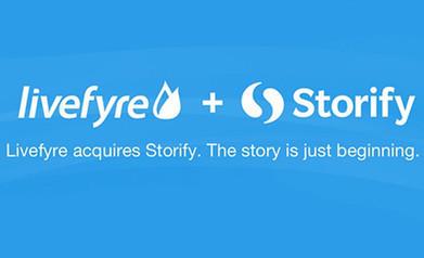 Social media curation platform Livefyre acquires Storify | Media news | Journalism.co.uk | My take on Social media | Scoop.it