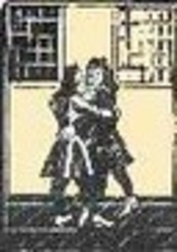 Homosexualitiy in Eighteenth-Century England: The Raid on Mother Clap's Molly House, 1726 | Sex Work | Scoop.it
