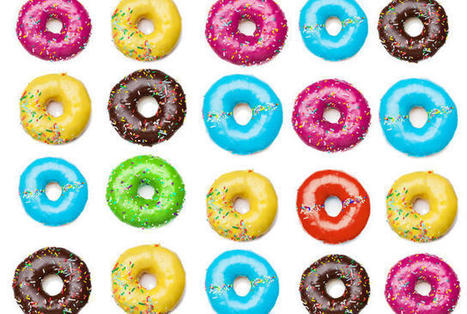 12 Different Ways to Say 'Doughnut' Across the U.S. | Applied linguistics and knowledge engineering | Scoop.it
